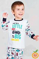 "Пижама для мальчика ""Машинки"""