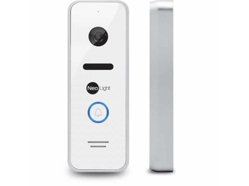 Виклична відео-панель  Neolight Optima White
