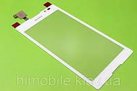 Тачскрин сенсор Sony C2304, C2305 Xperia C белый