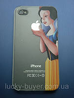 Чехол Белоснежка для iPhone 4 4S, фото 1