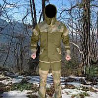 Костюм Горка 3 a-tacs fg, утепление флис / слимтекс, фото 1
