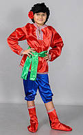 Детский карнавальный костюм Иванушка р.32-38, фото 1