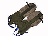 Гетры защитные для ног (гамаши) (L) MTOUR, фото 3
