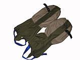 Гетры защитные для ног (гамаши) (XL) MTOUR, фото 2