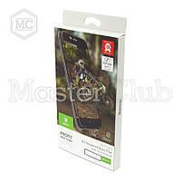 Защитное стекло Baseus для APPLE iPhone 7 (0.23 мм, 3D Fiber чёрное)