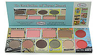 Палетка для макияжа лица The Balm In theBalm of Your Hand Holiday Face Palette