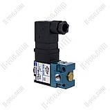 Пневморозподілювач MAC 111B-611JB 1/8IN NPT 24VDC 8.5 W, фото 2