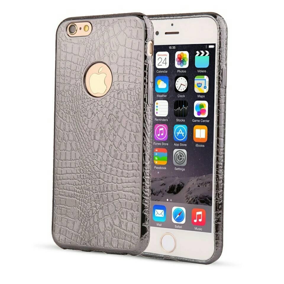 Силіконовий чохол TPU для Apple iPhone 6 / 6S Black