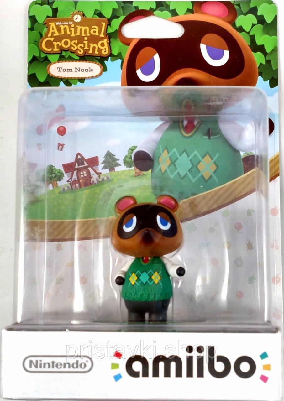 Amiibo Animal Crossing Tom Nook