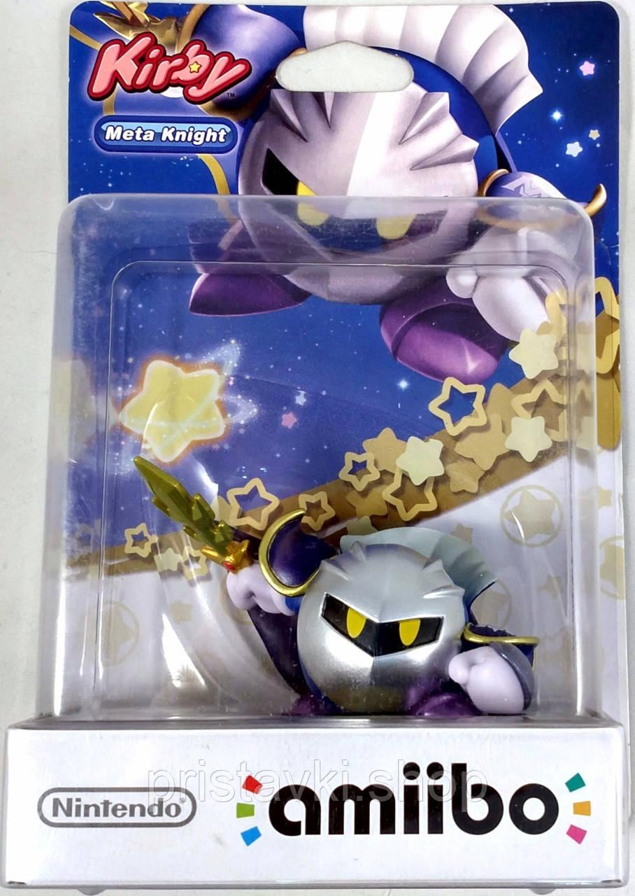 Amiibo Kirby - Meta Knight