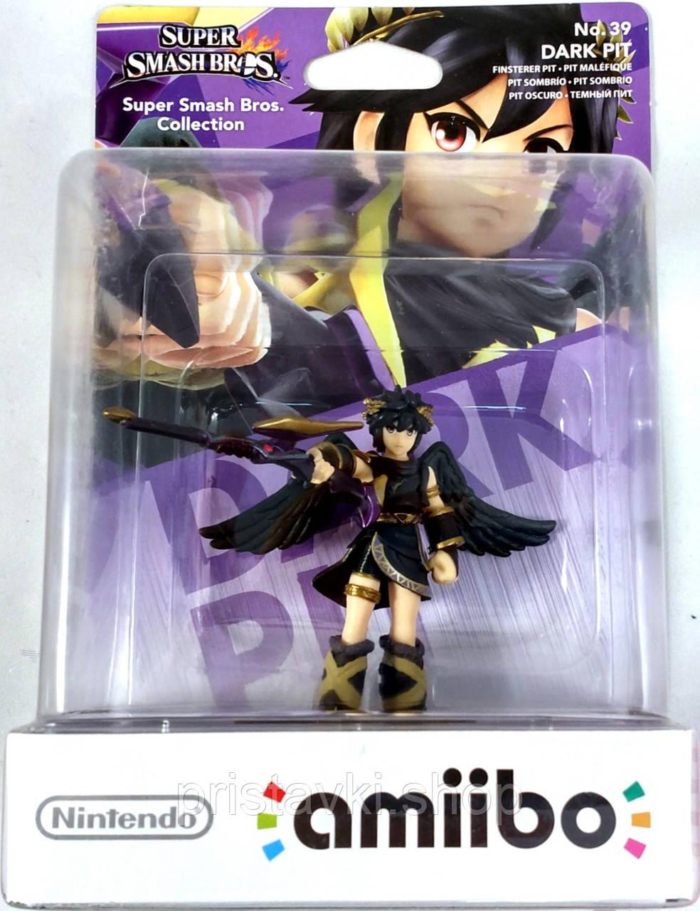 Amiibo Smash Dark Pit No. 39
