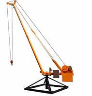 Кран Пионер стреловой 1 тонна
