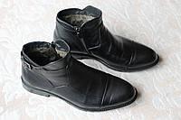 Ботинки мужские зимние на меху LONDON