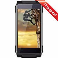 """☞Смартфон 4.7"""" HOMTOM HT20, 2GB+16GB Черный 4 ядра Android 6.0 камера Sony IMX219 Exmor RS 8 Мп Сканер пальца"""