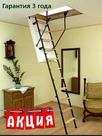 Чердачная лестница Oman Stallux T 3 (120x60) H280
