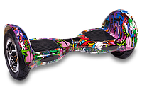 Гироборд Smart Balance U8 10 дюймов Hip-Hop Violet (хип-хоп фиолетовый)