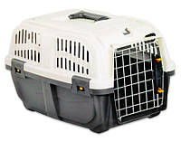 Переноска для кошек и собак Skudo (Скудо) 1 IATA Grey 48*31.5*31 h, вес до 12 кг, MPS, Италия