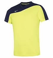 Волейбольная футболка Mizuno Authentic Myou Tee (V2EA7003-44) AW17, Размеры L