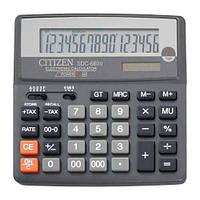 Калькулятор Citizen SDC-660II 16 разрядный