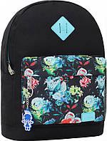 Рюкзак Bagland Молодежный W/R 17 л. чорний 163 (00533662)
