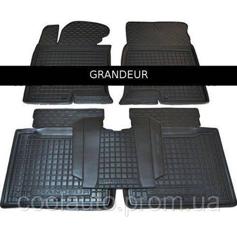 Коврики в салон Avto Gumm 11405 для Hyundai Granduer 2012, фото 2