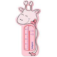 Термометр для ванны BabyOno Жираф Розовый (775/01)