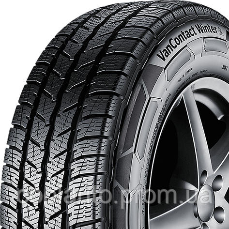 Шины Continental VanContact Winter 205/70 R15C 106/104R, фото 2