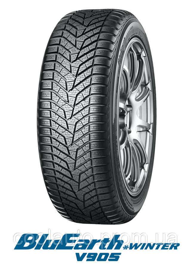 Шины Yokohama Bluearth Winter V905 195/50 R15 82H