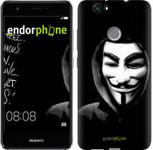 """Чехол на Huawei Nova Анонимус """"832c-439-851"""""""