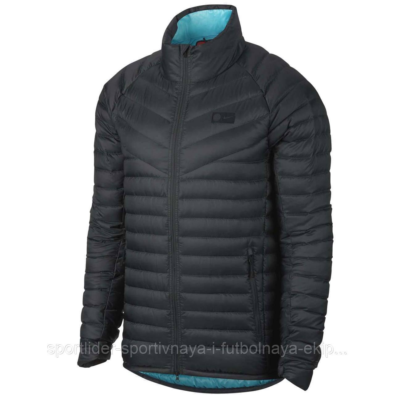 dd4730c2 Мужская куртка с пуховым наполнителем Nike Chelsea FC 2017/2018 Down Jacket  905499-064