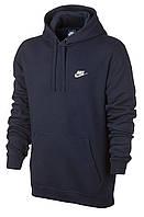 Толстовка мужская Nike M Nsw Hoodie Po Flc Club 804346-451