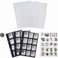 Игровой набор Yo-Kai Watch Страницы для Альбома Коллекционера с медалью, Hasbro (B6046)