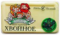 Хвойное мыло туалетное, 140 г, Невская Косметика