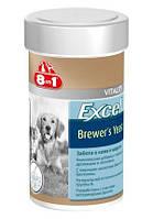 8 в 1 Excel Brewers Yeast витамины для кошек и собак, 780 табл.