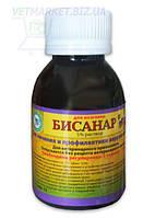Бисанар 5% раствор для профилактики и лечения варроатоза пчел, 50 мл,  Агробиопром