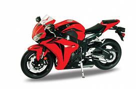 "Мотоцикл 1:10 ""HONDA 2009 CBR1000RR"" ""Welly"""