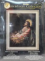 BUCILLA Набор для вышивания Christ in Gethsemane / Христос в Гефсемании