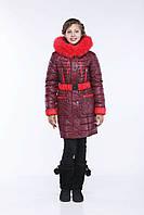 Зимняя курточка с карманами