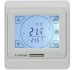 Терморегулятор terneo sen (программируемый) без датчика температуры пола белый, фото 2