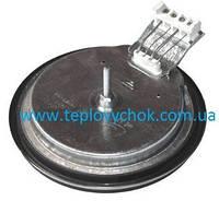 Конфорка чавунна для електроплит Горобинка, Мрія, Грета, Ariston, Ardo, Gorenje d-180мм, 2000 Вт, експрес