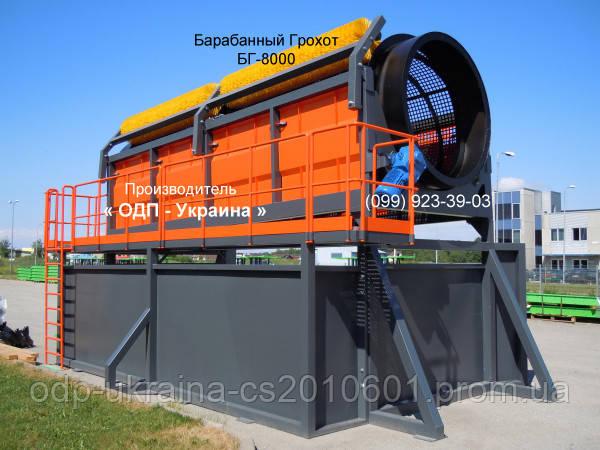 Барабанный грохот в Новороссийск роторная дробилка цена в Большой Камень