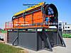 Барабанный Грохот БГ-8000 просеиватель для механической сортировки сыпучих материалов