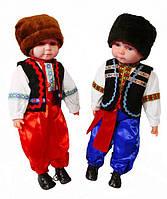 """Кукла """"Украинец"""" 46см муз. сувенир. 2132"""