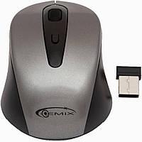 Мышка GEMIX GM520 silver
