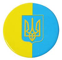 """Значок """"Украина"""" 4,5см"""
