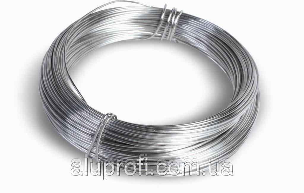 Проволока алюминиевая ф 3,25 мм АД1 полутв.