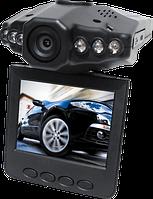 Автомобильный видеорегистратор H198 HD, угол обзора 140°, 6 ИК, DVR рекордер. Лучшее качество!, фото 1