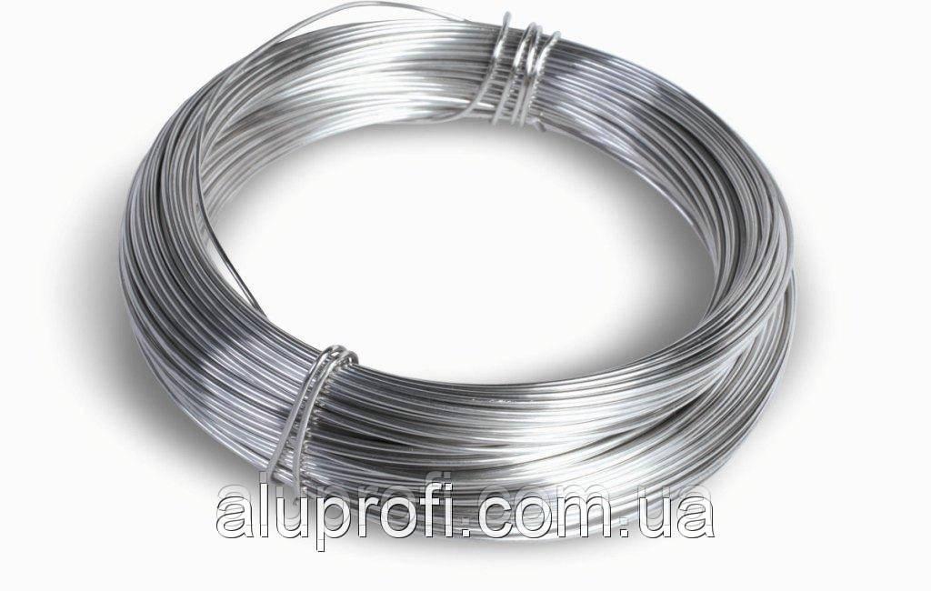 Проволока алюминиевая ф 10 мм АД1М