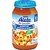 Alete für Genießer Menü Gemüse mit Hirtenkäse & Nudeln - пюре овощное с белым сыром и лапшой от 10 мес. 220 г