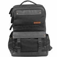 """Рюкзак для ноутбука Promate - Doric Dual-toned Vintage Style Backpack for Laptops up to 15.6"""""""